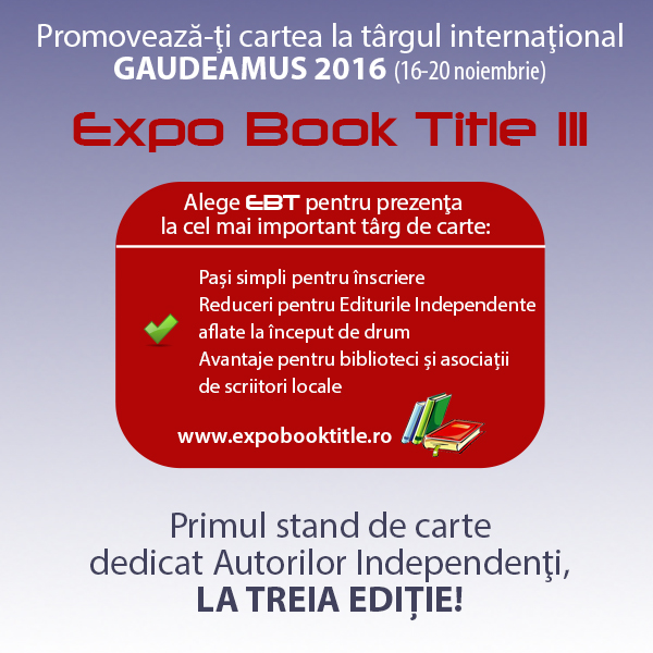 Expo Book Title